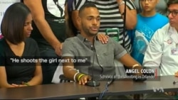 Orlando Shooting Survivor Details Harrowing Ordeal