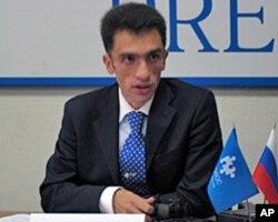 俄羅斯政治學者克涅夫
