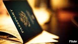 Hộ chiếu Hoa Kỳ.