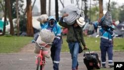 De la RDC à la frontière mexicaine : le long voyage de Marcello