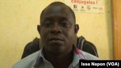 Drissa Tou, directeur provincial en charge de l'action sociale et de la famille (VOA/Issa Napon)