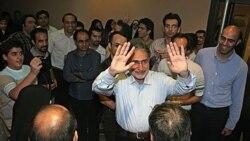 محمد نوری زاد در بازگشت به زندان اوین