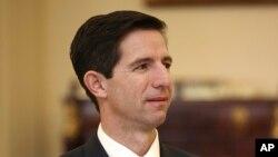 澳大利亞貿易部長西蒙•伯明翰(Simon Birmingham)