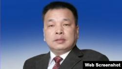 中国独立时评人陈杰人 (资料照)