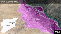 Deir el-Zour, Syria
