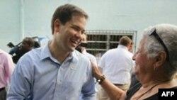 Ông Marco Rubio, ứng cử viên thượng viện của đảng Cộng hòa.
