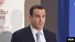 Brett McGurk, pejabat Departemen Luar Negeri Amerika (Foto: dok).