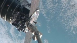 Cygnus Spacecraft Brings Cargo to ISS Astronauts