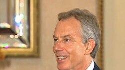 تونی بلر: دولت اسراييل خواهانِ از سر گيری مذاکرات صلح است