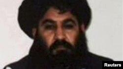 Pemimpin Taliban Mullah Akhtar Mohammad Mansour (Foto: dok).
