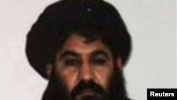 Mullah Akhtar Mansour, pemimpin Taliban (Foto: dok.)