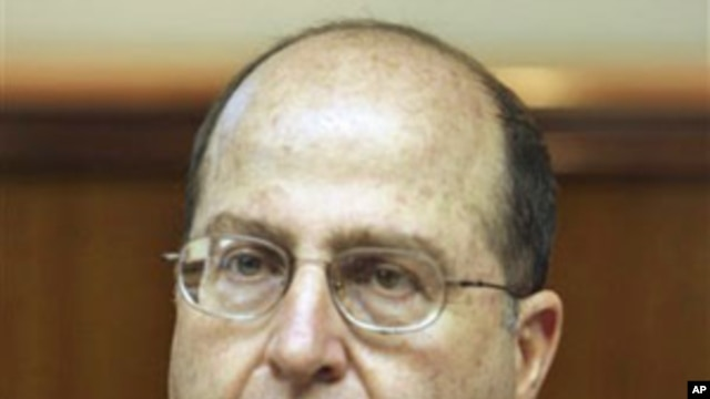Israel's Strategic Affairs Minister Moshe Yaalon (file photo)