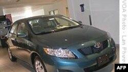 Toyota thu hồi thêm 1 triệu xe hơi ở Hoa Kỳ