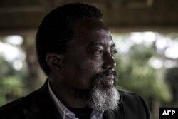 Joseph Kabila, actual presidente da RDC