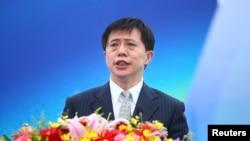 海南省副省长冀文林。(资料照)