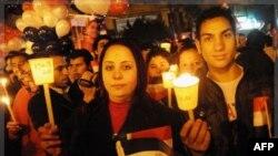 Egjipti kujton të rënët në sheshin Tahrir