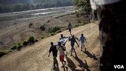 Ayiti-Kolera: Espesyalis L'ONU Pral Fè Rechèch Sou Epidemi an