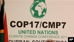 ڈربن کانفرنس سے مطمئن ہیں: چین