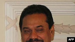 Ông Mahinda Rajapaksa đã tuyên thệ nhậm chức trong buổi lễ được truyền hình toàn quốc