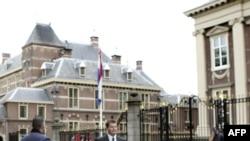 Здание парламента Нидерландов