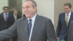 2011-10-11 粵語新聞: 參議院法案懸而未決之際美特使訪華