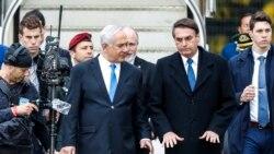 Bolsonaro annonce l'ouverture d'un bureau diplomatique à Jérusalem