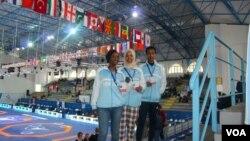 Munira Warsame (Bidixda) oo Ingiriiskaku dhalatay ayaa Soomaaliya ku matali doonta ciyaarta Taekwondo.
