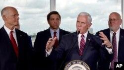 美國副總統彭斯3月7日在弗羅里達州就美國對中國疫情採取的防控措施發表了評論。