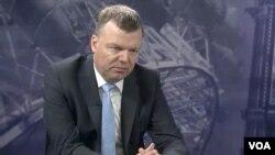 Aleksandar Hag, zamenik šefa misije OEBS-a u