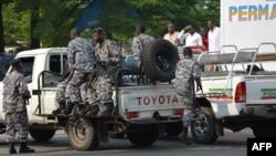 Sojojin Burundi
