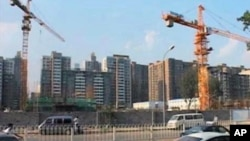 中国房价房价持续高位运行