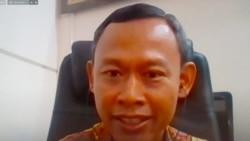 Komisioner KPU 2017-2022, Pramono U Thantowi. (Screenshot)