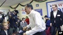 Mitt Romney candidato republicano às eleições presidenciais de 6 de Novembro