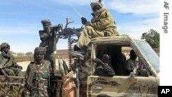 Des rebelles tchadiens (Archives)