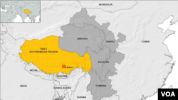 Tibet and 4 provinces