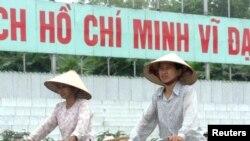 Một hình ảnh ở Hà Nội.