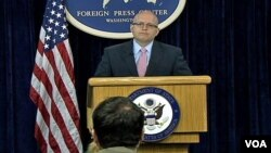 Deputy Assistant Secretary for European and Eurasian Affairs, Ambassador Philip T. Reeker in Foreign Press center in Washington DC, on October 19th, 2012