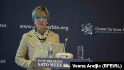 Jelena Milić, direktorica Centra za euroatlantske studije u Beogradu