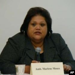 瑪琳摩西 諾魯駐聯合國大使