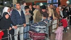 اتباع خارجی از لیبی خارج می شوند