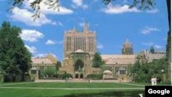 Universitas Yale, salah satu universitas elit di Amerika Serikat (Foto: dok).