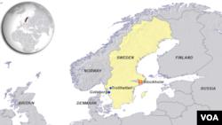 Magaalada Trollhattan, Sweden ee uu weerarka ka dhacay