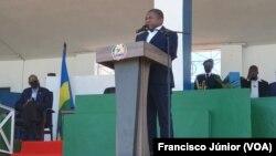 Filipe Nyusi, Presidente moçambicano, Dia das FDSM, Pemba, 25 de Setembro de 2021