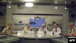 Круглый стол в РИА-Новости 5 августа 2010г.