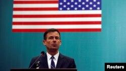 David Hale, Embaixador dos Estados Unidos no Paquistão.