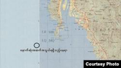 myanmar military plane missing