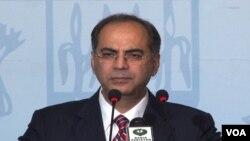 ترجمان دفتر خارجہ معظم احمد خان