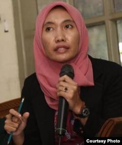 Siti Mazuma, Direktur LBH APIK (foto: courtesy).