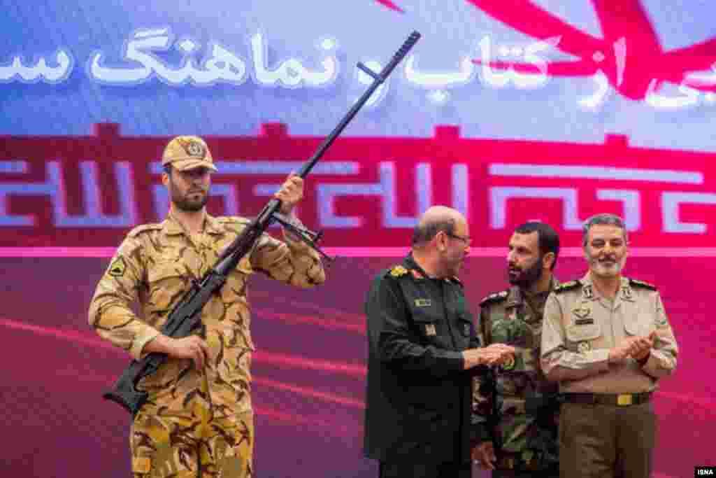 جشنواره سرباز در ایران عکس: حمید املشی