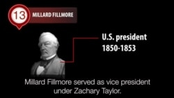 America's Presidents - Millard Fillmore